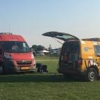 Rijswijk – Voorthuizen – Paasloo en een schuddend stuur