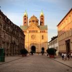 Worms en Speyer