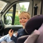 Op reis met de kids…